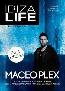 IBIZA LIFE SUMMER 2013 COVER