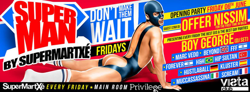 superman-fridays-privilege-vistaclub-2014