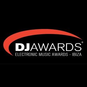 DJ Awards logo black bg