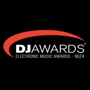 DJ Awards logo black bg
