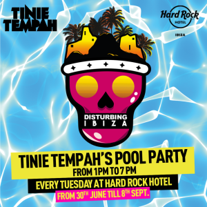 Tine Tempah's Pool Party