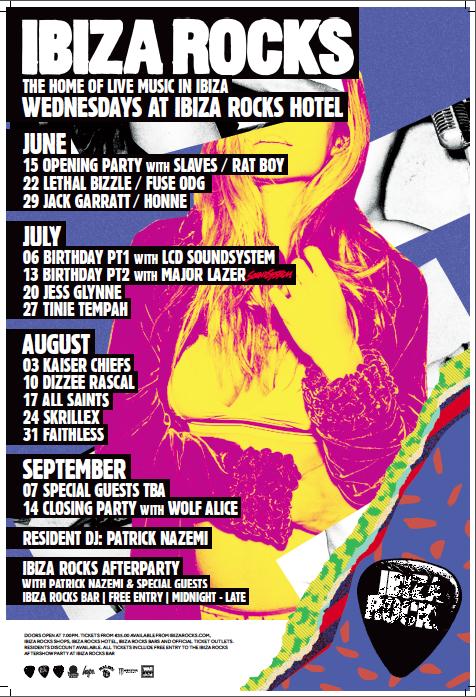 Ibiza Rocks poster-2