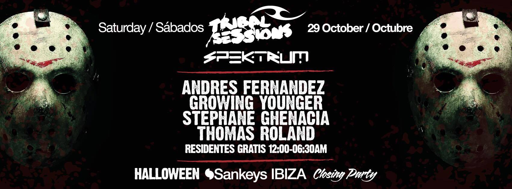 Halloween in Ibiza: the party guide! Pacha, Hard rock hotel ...